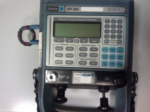 Taratura Calibratore Multifunzione DPI 605
