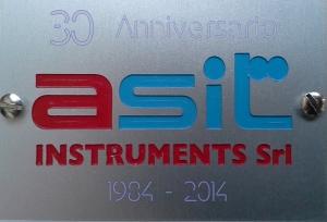 Asit Instruments anniversario 30 anni G