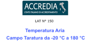 Tarature Temperatura aria